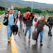 Colombia habilitó canal humanitario para los venezolanos