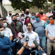 La oposición venezolana niega acusación sobre el uso de fondos públicos