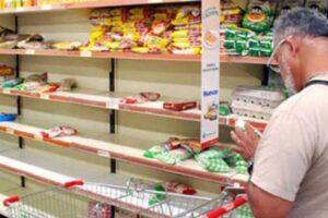 Salario mínimo solo cubre el 0,7% de la canasta alimentaria