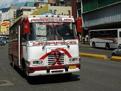 Estudian implementar el cobro electrónico del pasaje en Venezuela