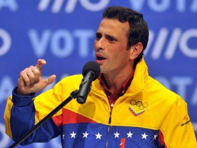 Capriles insiste en la estrategia de la negociación y el voto