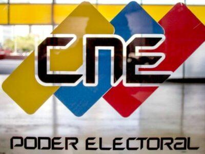 CNE anunció que el oficialismo ganó las elecciones legislativas