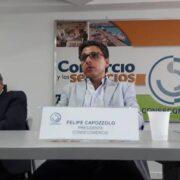 Consecomercio llama a un acuerdo entre gobierno y oposición