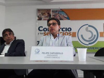 Consecomercio pidió mejorar las medidas de bioseguridad entre los ciudadanos