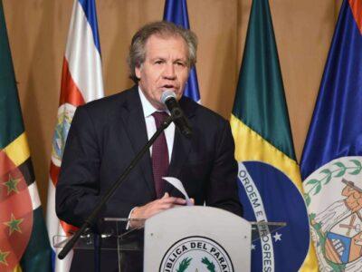 Almagro exhortó a los países a permitir el ingreso de venezolanos