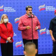 Maduro no descarta el referéndum revocatorio para el 2022