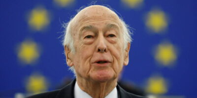 Falleció por COVID-19 el expresidente francés Valéry Giscard d'Estaing