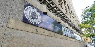 BCV redujo a 85% el encaje legal bancario