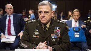 Fuerzas Armadas de EE.UU. reconocerán a Biden como su comandante en jefe