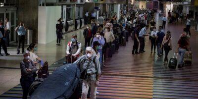 Mediante un comunicado oficial el INAC dio a conocer esta información referente a los vuelos internacionales