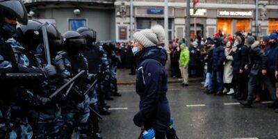 """Los cuerpos de seguridad del país advierten que cualquier protesta será considerada """"ilegal"""" y reprimirán cualquier manifestación en caso de producirse"""