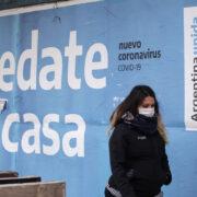 El país elevó sus cifras a 1.862.192 casos y 46.737 fallecimientos desde que comenzó el estallido de la crisis sanitaria en marzo del 2020