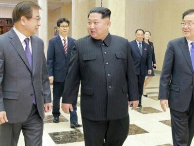 El mandatario surcoreano cree que el líder de Corea del Norte tiene actualmente la voluntad para el dialogo en relación a la desnuclearización