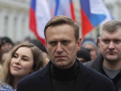 EE.UU. y Europa piden la liberación del líder opositor ruso Alexéi Navalny