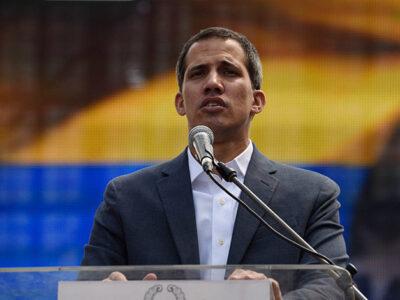 Guaidó se pronunció sobre el ataque Capitolio de EE.UU.
