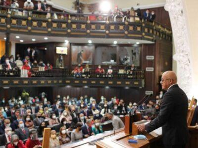 """El Grupo de Lima anunció que no reconoce """"la legitimidad ni la legalidad"""" de la Asamblea Nacional electa el 6D"""