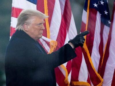 Trump admite el fin de su mandato y llama a la transición