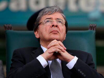 Falleció el ministro colombiano Carlos Holmes Trujillo por COVID-19