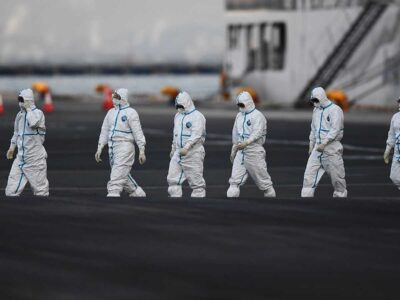 Equipo de la OMS llegó a China para estudiar el origen del COVID-19