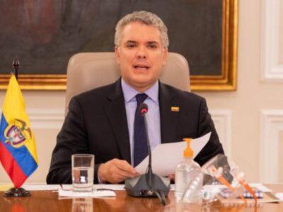 | Colombia invitó a otros países a regular a los desplazados venezolanos