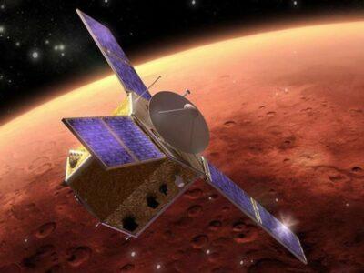 Emiratos Árabes puso en órbita de Marte su sonda Hope