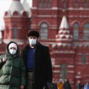 Con esta nueva cifra de positivos la nación rusa superó el umbral de los 3,9 millones de contagios