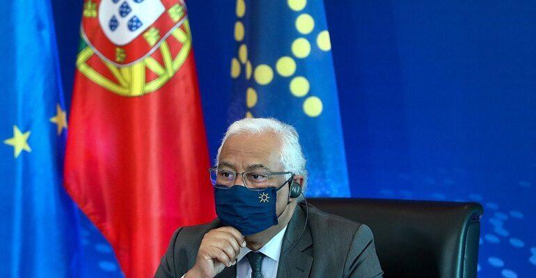 António Costa, primer ministro luso, informó que debido al número de casos no podían comenzar de inmediato la desescalada