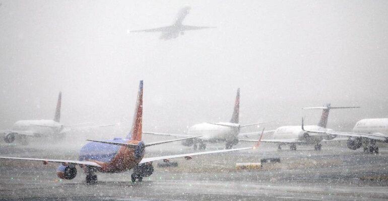 Actualmente más 75 millones de personas están bajo alerta meteorológica por la tormenta Orlena en EE.UU.