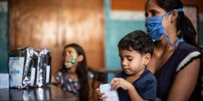 """El PMA publicó este miércoles un informe titulado """"Estado de la alimentación escolar en todo el mundo"""" con el que detallan a todos los afectados a nivel mundial"""