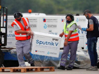 Sputnik V cambia métodos de control de calidad para ajustarse a normas de EMA