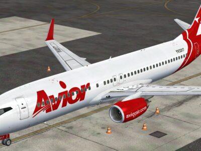 La aerolínea vuela a República Dominicana los lunes y jueves, y a México los viernes y domingos, ofreciendo diversas posibilidades para los viajeros