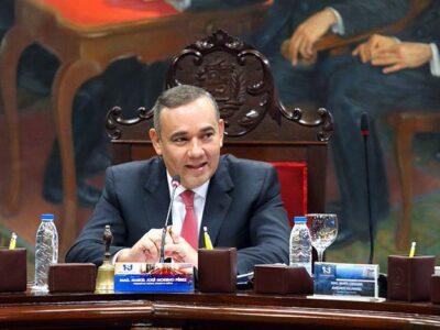 DOBLE LLAVE - Reeligen a Maikel Moreno como presidente del TSJ