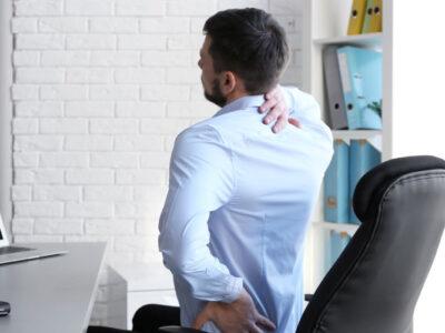 El teletrabajo aumentó las enfermedades musculoesqueléticas