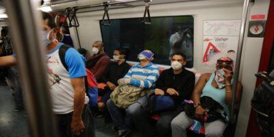 Caracas lidera los contagios por Covid-19 en Venezuela
