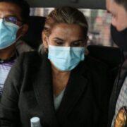 Dictan prisión preventiva para la expresidenta Jeanine Áñez