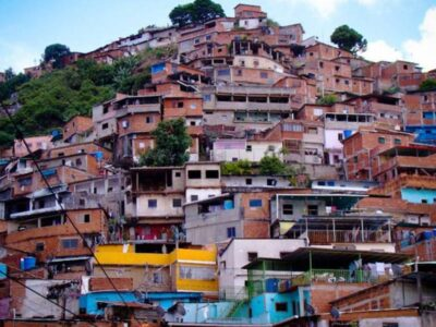 Doble Llave - Caracas vivió una tarde de disparos y detonaciones