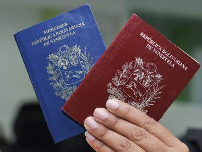 Saime comienza plan piloto para envío de prórroga del pasaporte