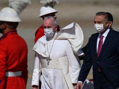 Papa Francisco sostendrá un encuentro con líderes iraquíes