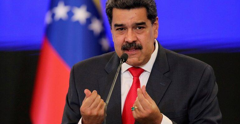 """Maduro ofreció """"petróleo por vacunas"""" contra el coronavirus"""