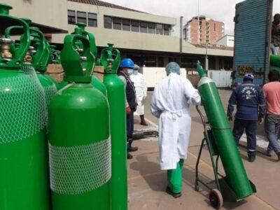 Sundde supervisará la comercialización de oxígeno medicinal