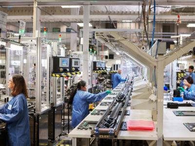 Apple incrementará las medidas de seguridad en su línea de producción