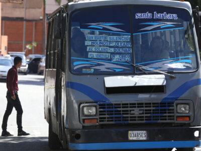 Rutas interurbanas están suspendidas, según ministro de Transporte