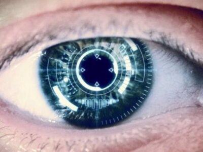 Apple trabaja en unos lentes de contacto con realidad aumentada