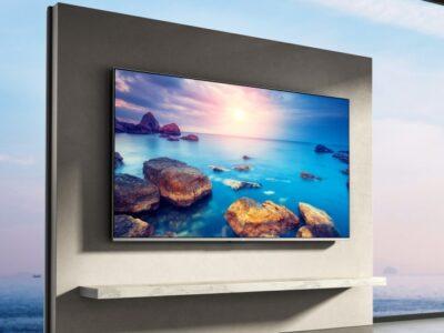 Xiaomi presentó al mercado su nuevo televisor