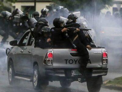 ONU condenó la represión en Nicaragua