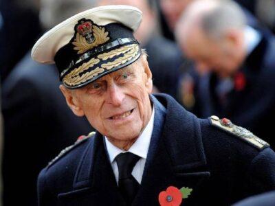 Murió a los 99 años el príncipe Felipe de Edimburgo