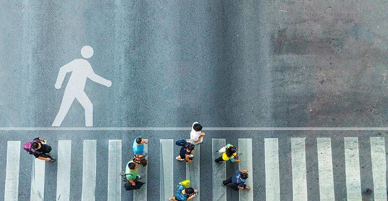 Diseñan radares que predicen el movimiento y velocidad de los peatones
