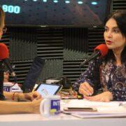 Gabriela Jiménez: Científicos venezolanos analizarán partículas virales del SARS-CoV-2 en las aguas servidas