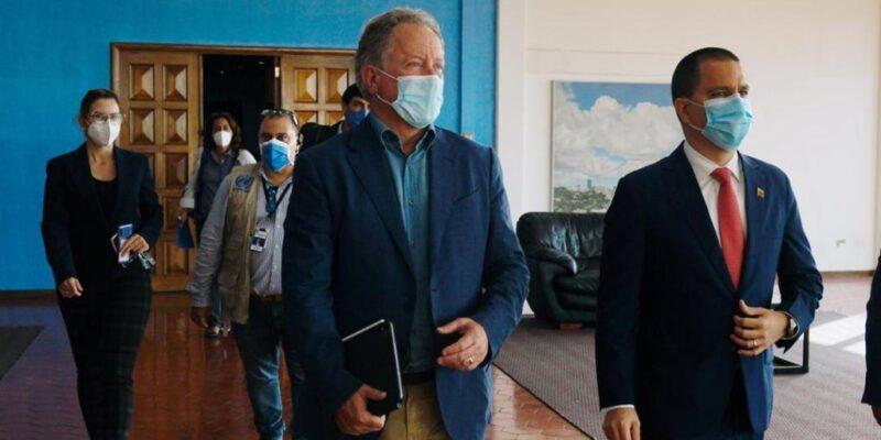 Director de la PMA de la ONU se reunirá con Maduro