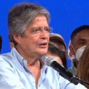 Lasso promete una regularización para todos los venezolanos en Ecuador